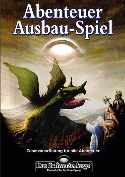 DSA REMASTERED: Abenteuer Ausbau-Spiel - DE