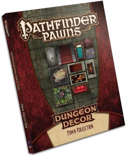 PATHFINDER: Pawns: Dungeon Decor Collection - EN