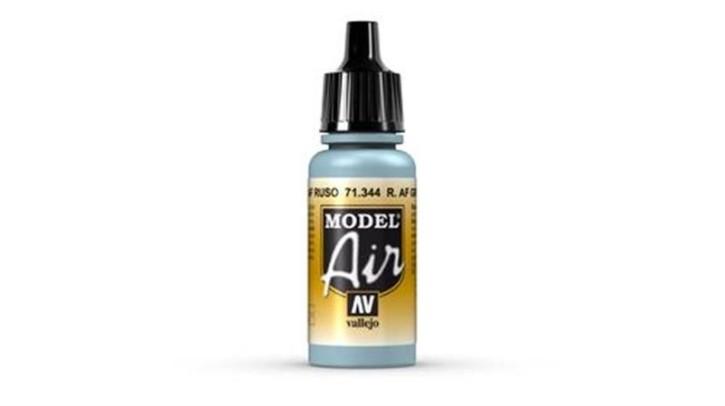 VALLEJO MODEL AIR: 71344 Rus. AF Grey Protec. Coat 17ml