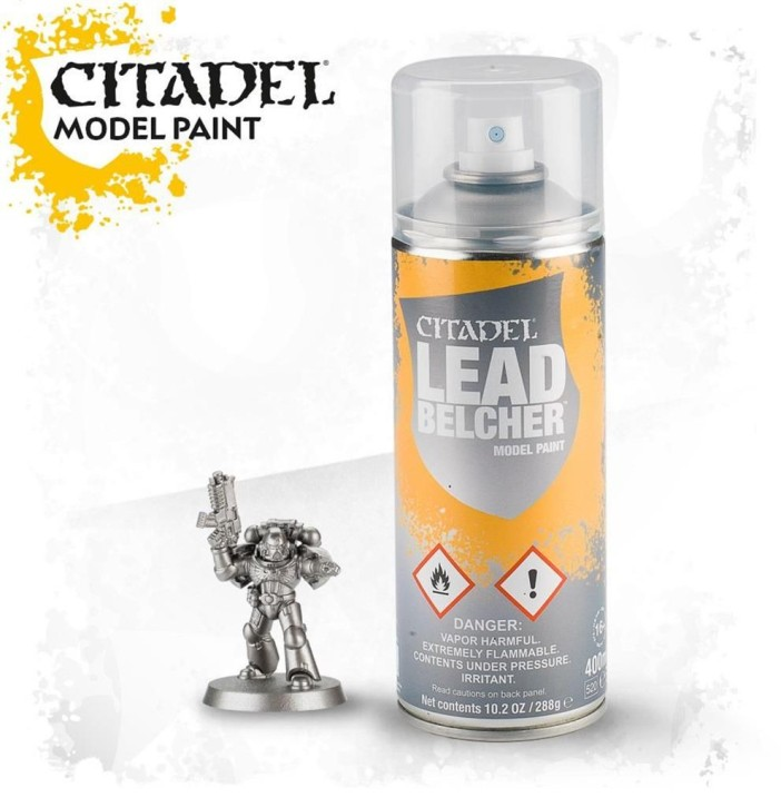 CITADEL: Leadbelcher Spray