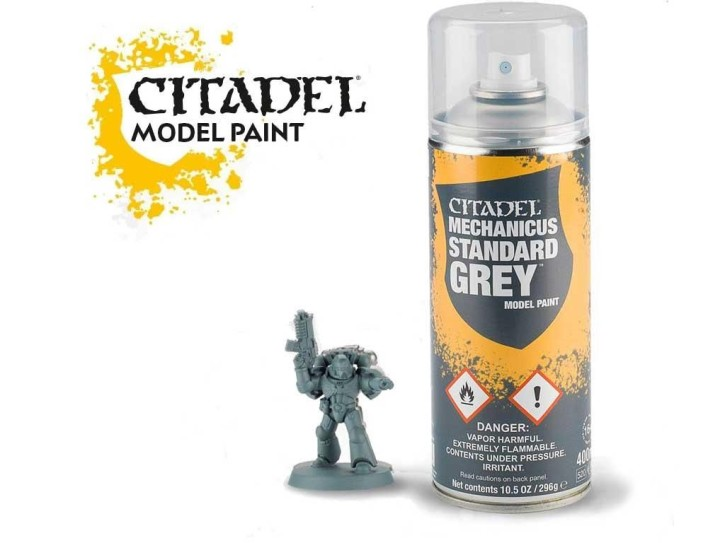 CITADEL: Mechanicus Standard Grey Spray