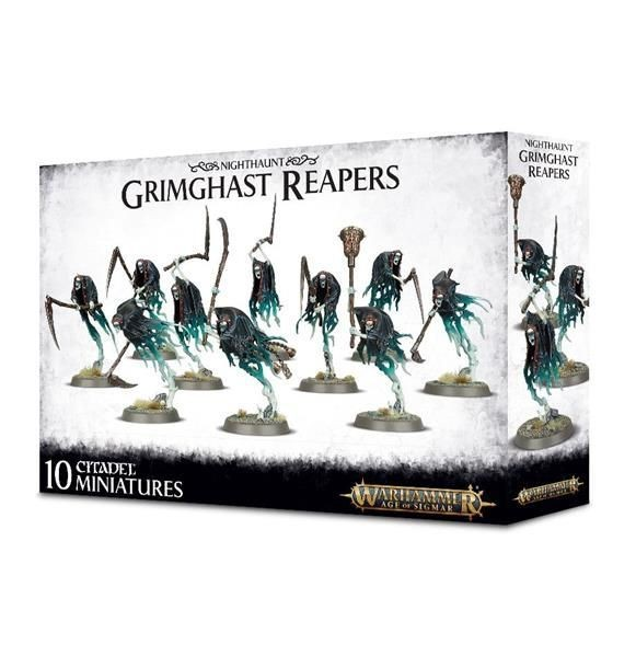 AOS: Grimghast Reapers