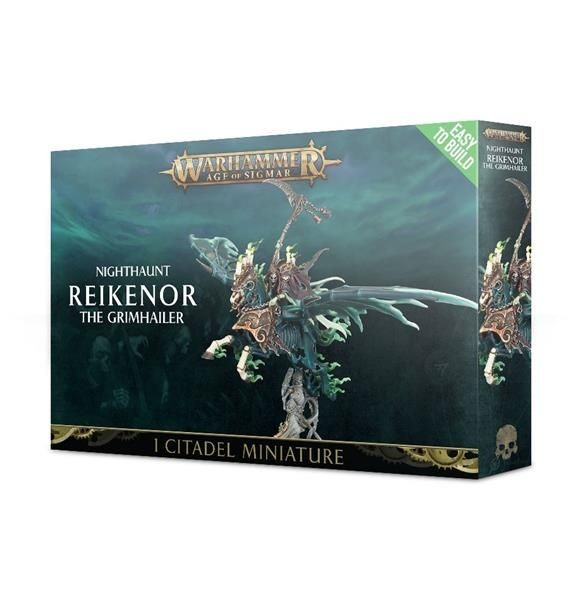 AOS: Reikenor The Grimhailer