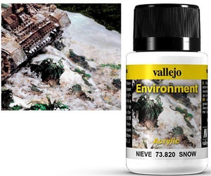 VALLEJO WEATHERING: Environment Snow (40ml)