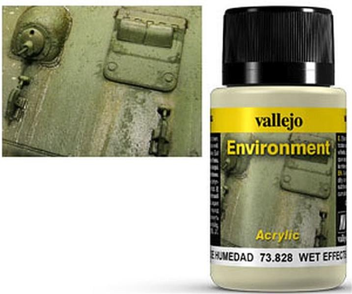 VALLEJO WEATHERING: Environment Wet Effects (40ml)