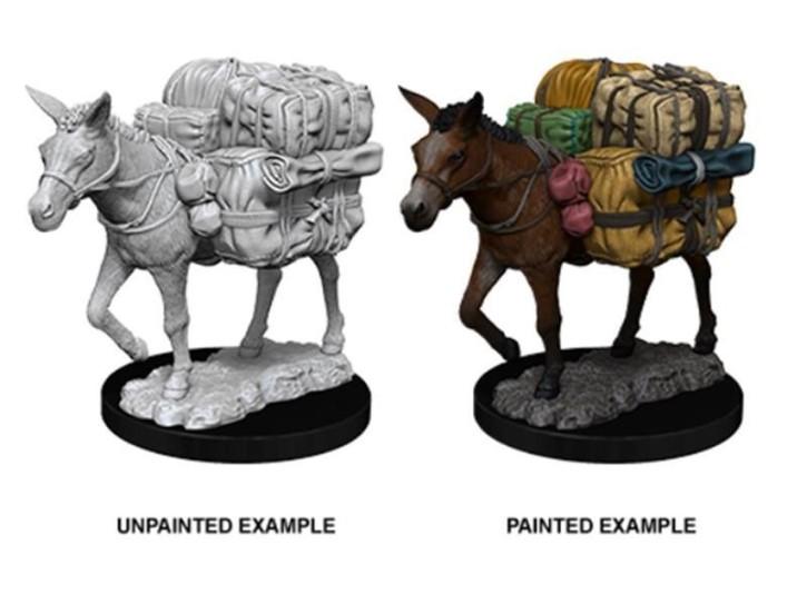 D&D MARVELOUS MINIS: Pack Mule