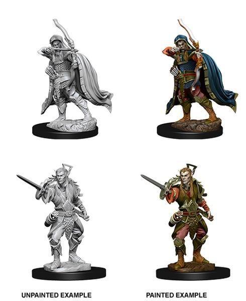 D&D MARVELOUS MINIS: Male Elf Rogue
