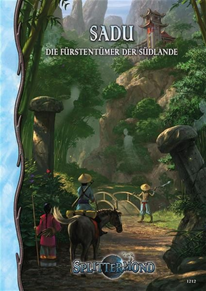 SPLITTERMOND: Sadu - Die Fürstentümer der Südlande - DE