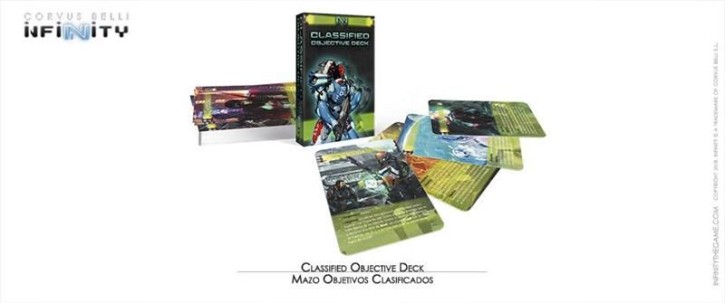 INFINITY: Classified Objective Deck - EN
