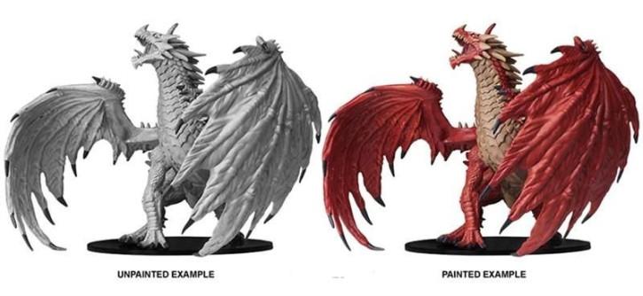 PATHFINDER BATTLES: Gargantuan Red Dragon