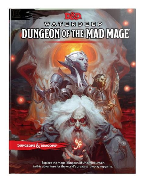 D&D RPG: Waterdeep: Dungeon of the Mad Mage - EN