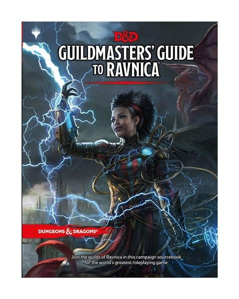D&D RPG: Guildmasters Guide to Ravnica - EN