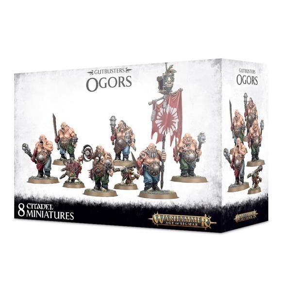 AOS: Gutbusters Ogors