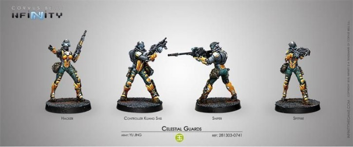 INFINITY: Celestial Guards