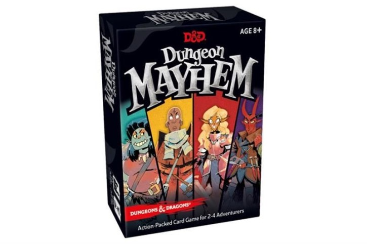 D&D: Dungeon Mayhem - EN