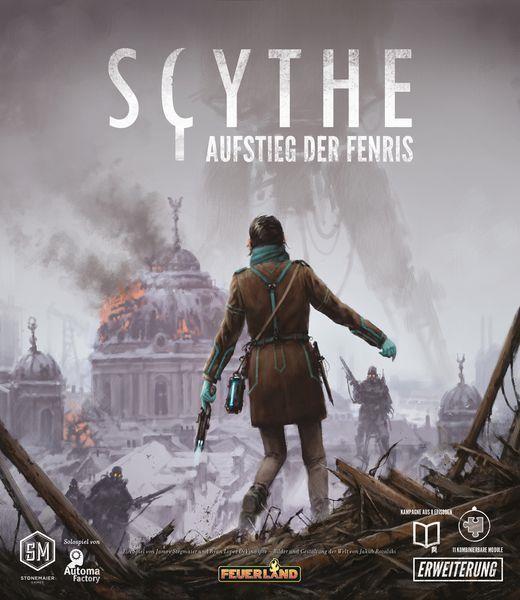 SCYTHE: Aufstieg der Fenris - DE