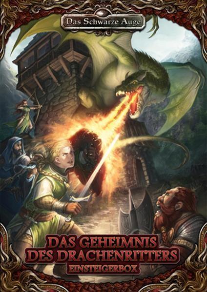 DSA: Das Geheimnis des Drachenritters - Einsteigerbox - DE