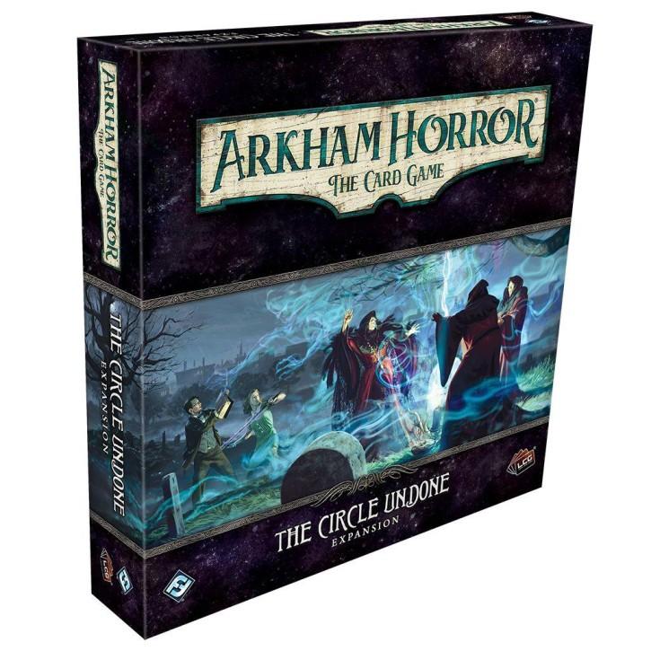 ARKHAM HORROR LCG: The Circle Undone - EN