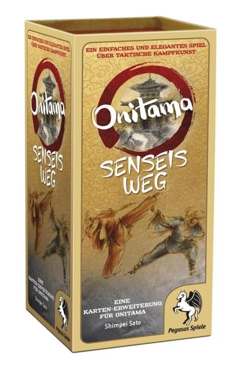 ONITAMA: Senseis Weg - DE