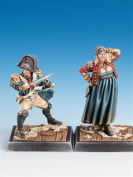 FREEBOOTERS FATE 2ND: Vieille Garde 2