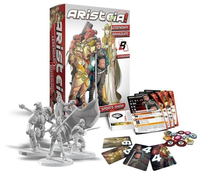 ARISTEIA!: Legendary Bahadurs