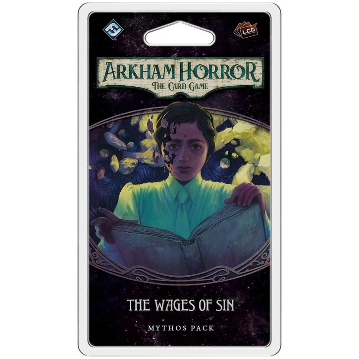 ARKHAM HORROR LCG: The Wages of Sin - EN