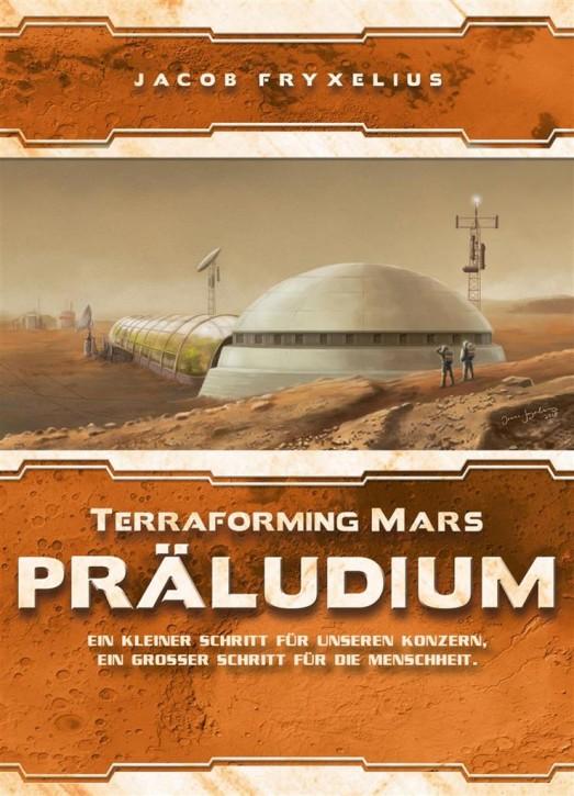 TERRAFORMING MARS: Präludium - DE