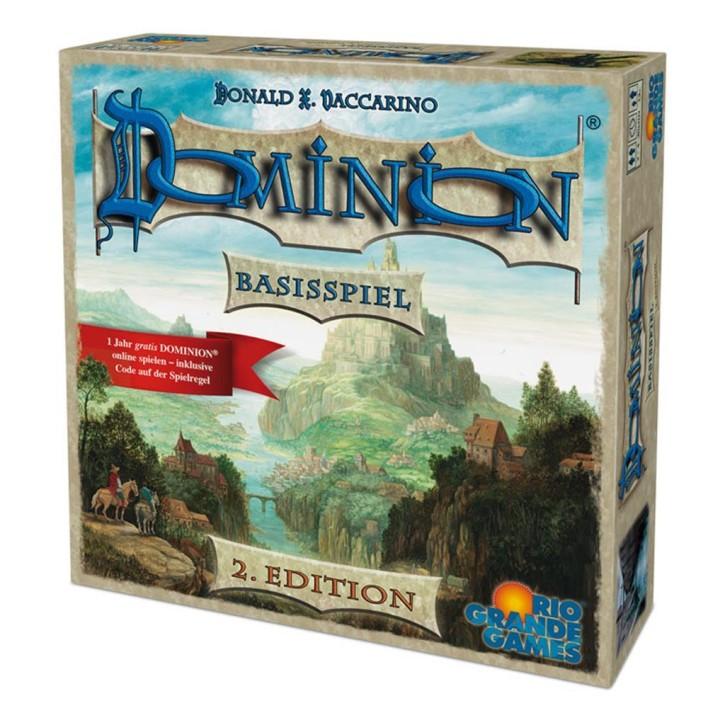 DOMINION: Basisspiel - 2. Edition - DE