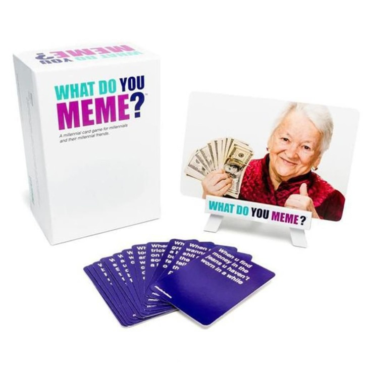WHAT DO YOU MEME: US Version - EN