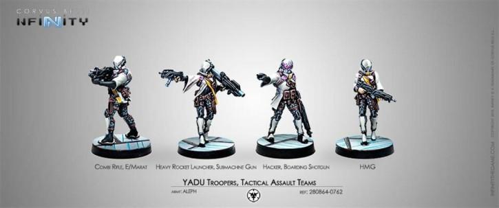 INFINITY: Yadu Troops