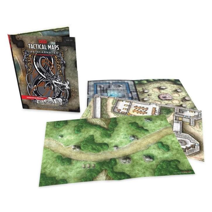 D&D RPG: Tactical Maps Reincarnated - EN
