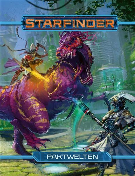 STARFINDER: Paktwelten - DE