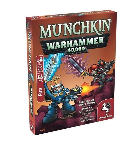 MUNCHKIN: Warhammer 40.000 - DE