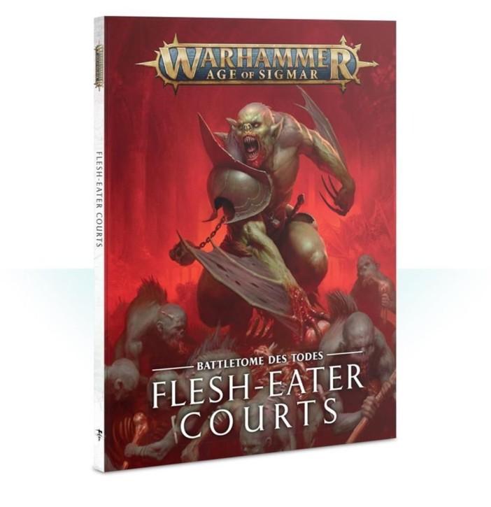 AOS: Battletome: Flesh-Eather Courts (PB) - DE