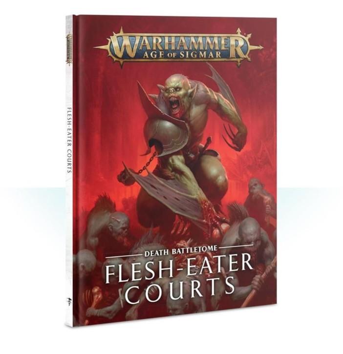 AOS: Battletome: Flesh-Eater Courts (HB) - EN