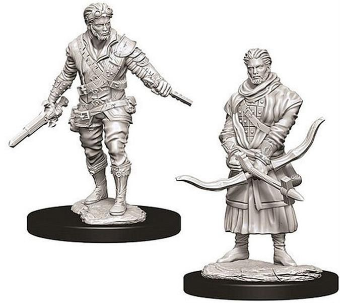 D&D MARVELOUS MINIS: Male Human Rogue