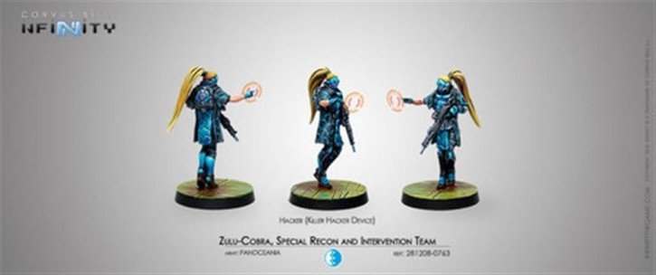 INFINITY: Zulu-Cobra, Special Recon and Intervention Team