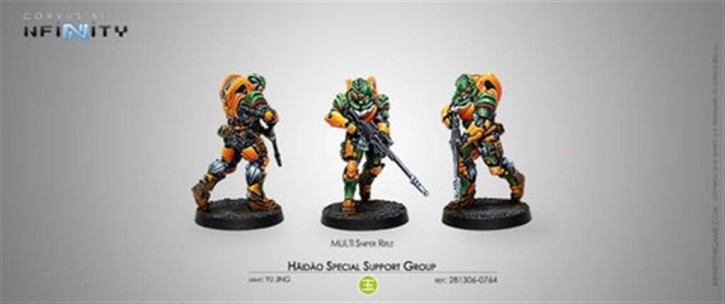 INFINITY: Haidao Special Support Group (MULTI Sniper Rifle)