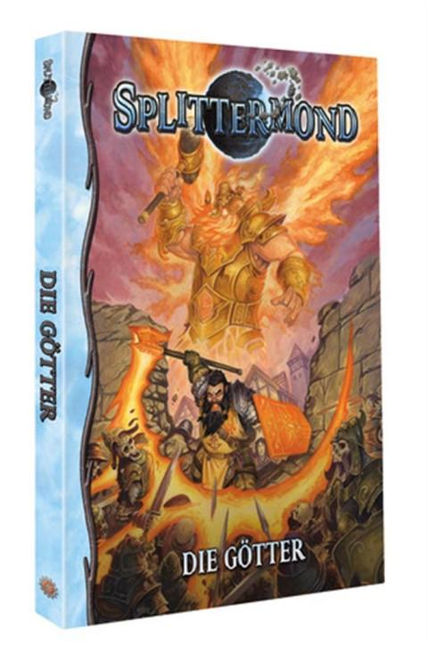 SPLITTERMOND: Die Götter - Taschenbuchausgabe - DE