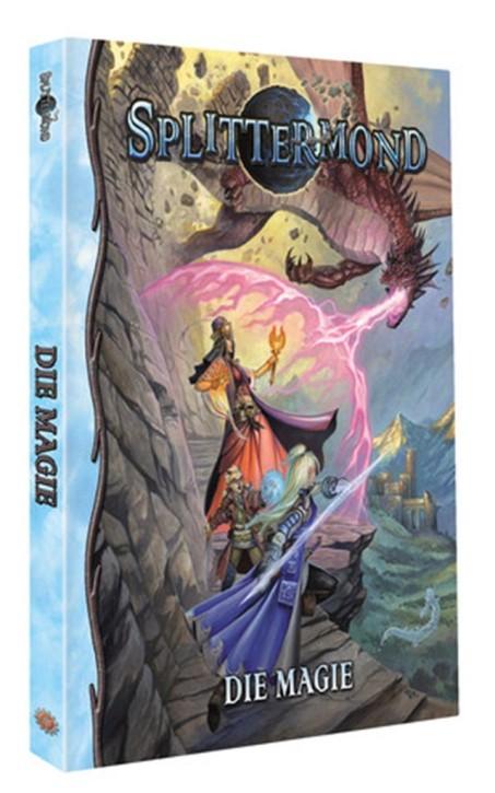 SPLITTERMOND: Die Magie - Taschenbuchausgabe - DE