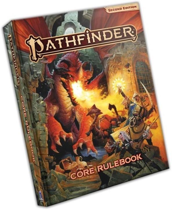PATHFINDER 2ND: Core Rulebook - EN