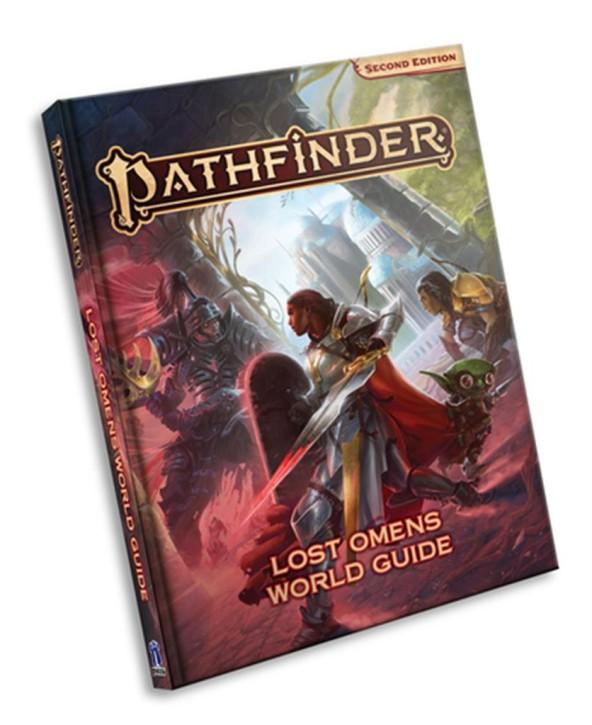 PATHFINDER 2ND: Lost Omens World Guide - EN