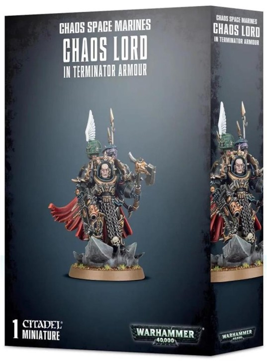 W40K: Chaos Lord