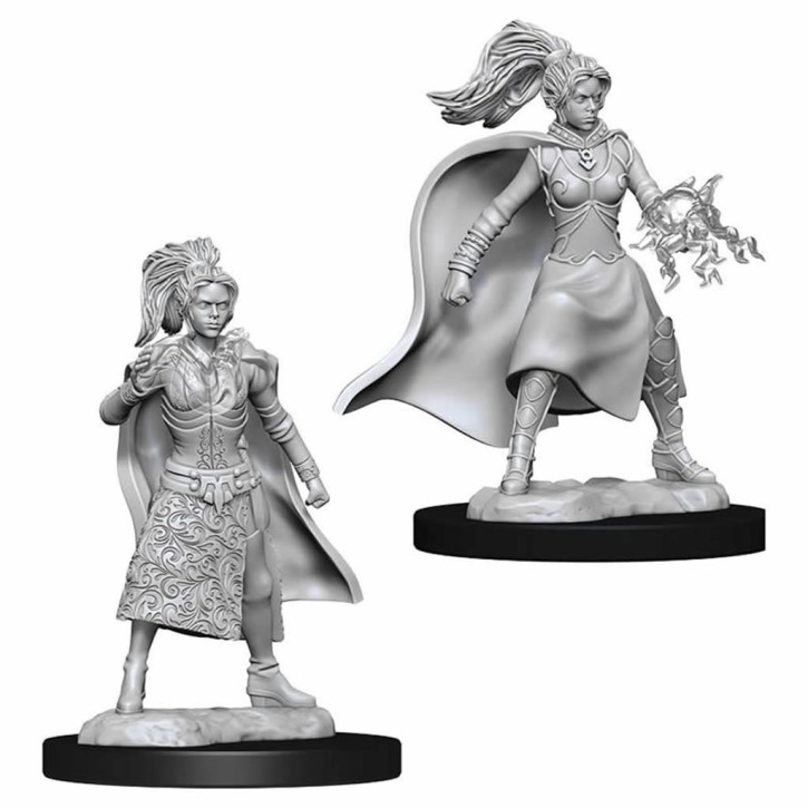 D&D MARVELOUS MINIS: Female Human Sorcerer
