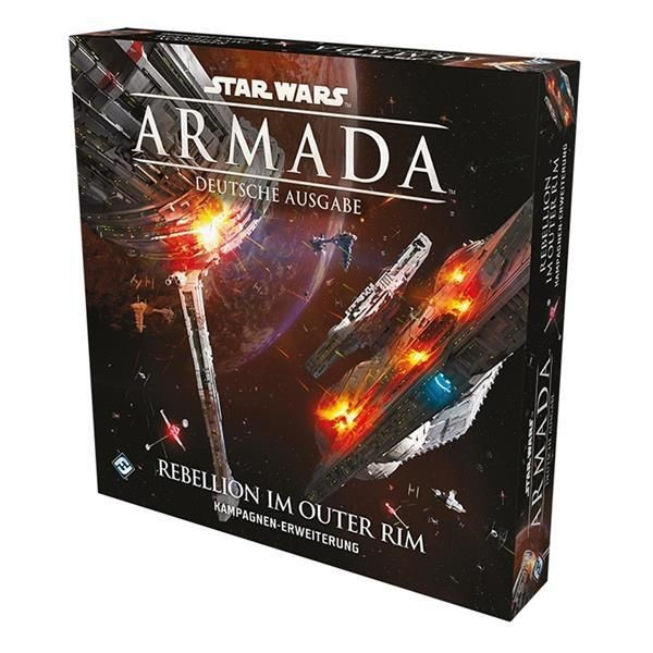 ARMADA: Rebellion im Outer Rim - DE