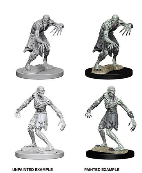 D&D MARVELOUS MINIS: Ghouls