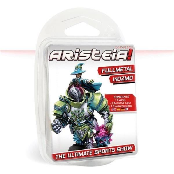 ARISTEIA!: Fullmetal Kozmo
