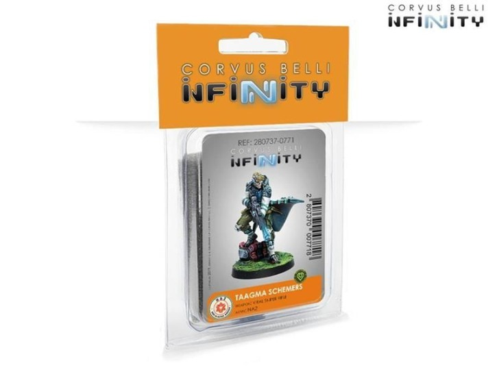 INFINITY: Taagma Schemers (Viral Sniper Rifle)