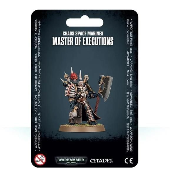 W40K: Master Of Executions
