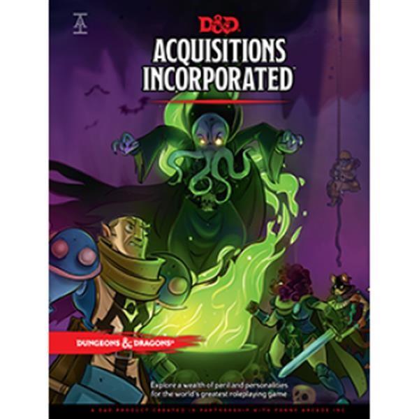 D&D RPG: Acquisitions Incorporated - EN